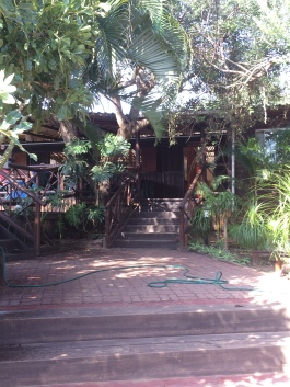 Main Lodge at Coral Divers