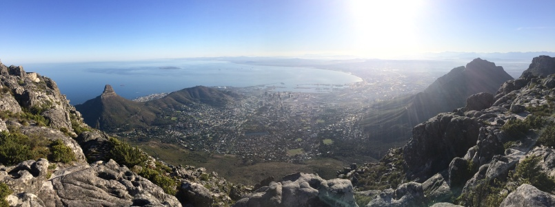 The whole of Cape Town